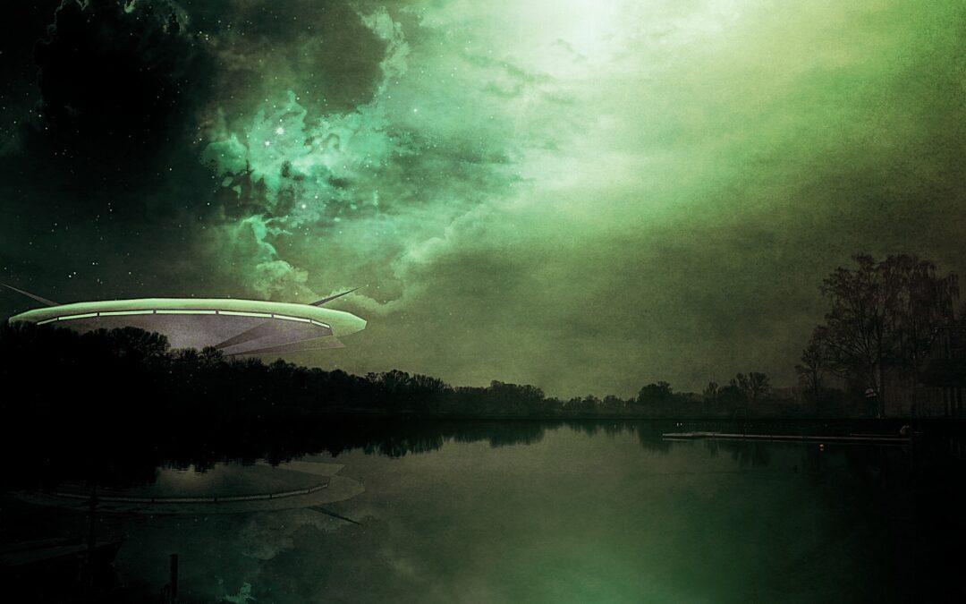 Alien-invasion nästa?